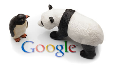 Panda, Penguin and Hummingbird are Google's 2013 updates to make their search results a better user experience