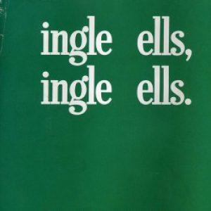 Classic copywriting ad from J & B