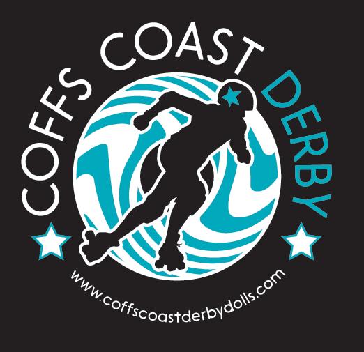 Coffs Coast Derby, new logo by saso.creative